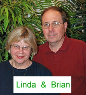 Linda & Brian Osmond owners Plants For All